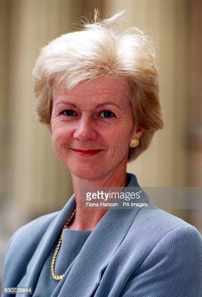 Kay Brock a management consultant at Buckingham Palace in London Buckingham Palace has announced today that she has been appointed as the new...