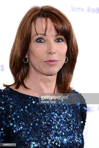 Kay Burley attends the Sony Radio Academy Awards at The Grosvenor House Hotel on May 13 2013 in London England