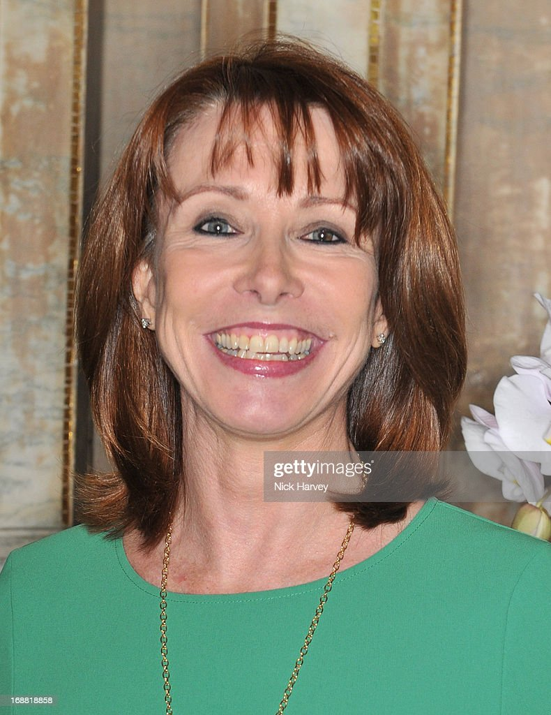 Kay Burley attends the Tiffany & Co. and Warner Brothers special screening of The Great Gatsby on May 15, 2013 in London, England.