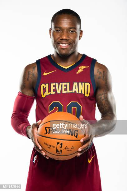 Kay Felder of the Cleveland Cavaliers at Cleveland Clinic Courts on September 25 2017 in Independence Ohio NOTE TO USER User expressly acknowledges...