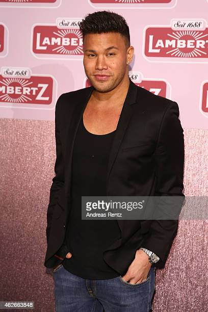 Kay One attends the Lambertz Monday Night 2015 at Alter Wartesaal on February 2 2015 in Cologne Germany