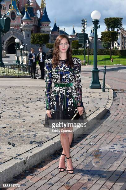 PARIS MAY 14 Kaya Scodelario attends the European Premiere to celebrate the release of Disney's 'Pirates of the Caribbean Salazar's Revenge' at...