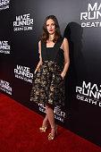 "Fan Screening Of 20th Century Fox's ""Maze Runner: The..."