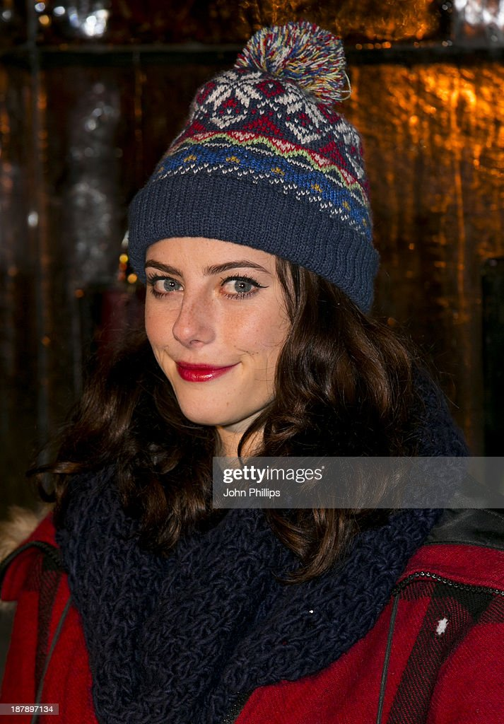 <a gi-track='captionPersonalityLinkClicked' href=/galleries/search?phrase=Kaya+Scodelario&family=editorial&specificpeople=5123546 ng-click='$event.stopPropagation()'>Kaya Scodelario</a> attends the launch of Skate at Somerset House on November 13, 2013 in London, England.