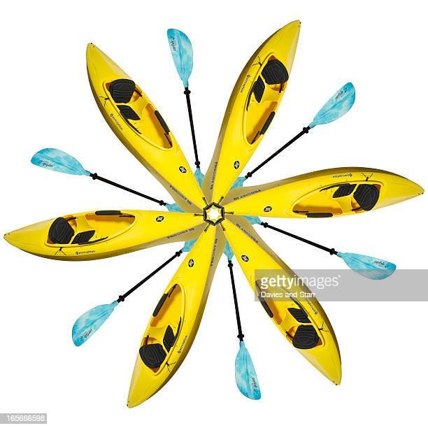 Kayak Pattern
