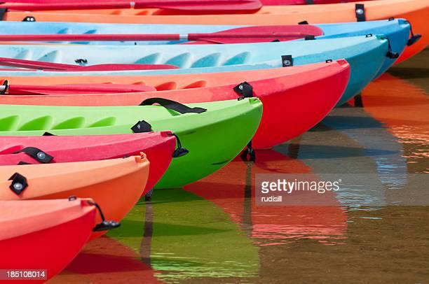 Kayaks Water
