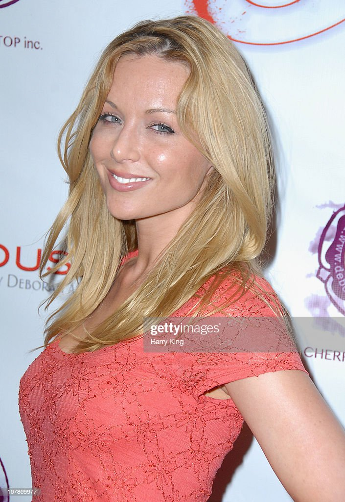 Kayden Kross attends the 'Aroused' - Los Angeles Premiere on May 1, 2013 at the Landmark Nuart Theatre in Los Angeles, California.