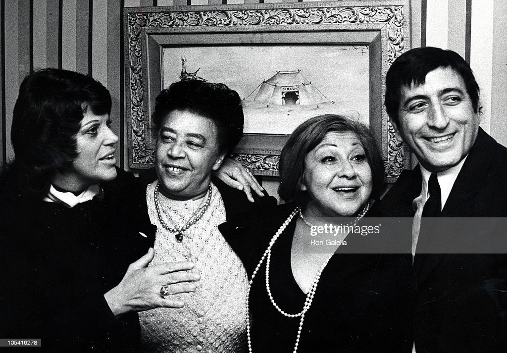 <a gi-track='captionPersonalityLinkClicked' href=/galleries/search?phrase=Kaye+Ballard&family=editorial&specificpeople=1068081 ng-click='$event.stopPropagation()'>Kaye Ballard</a>, <a gi-track='captionPersonalityLinkClicked' href=/galleries/search?phrase=Mabel+Mercer&family=editorial&specificpeople=1015272 ng-click='$event.stopPropagation()'>Mabel Mercer</a>, Sylvia Sims and <a gi-track='captionPersonalityLinkClicked' href=/galleries/search?phrase=Tony+Bennett+-+Singer&family=editorial&specificpeople=160951 ng-click='$event.stopPropagation()'>Tony Bennett</a>