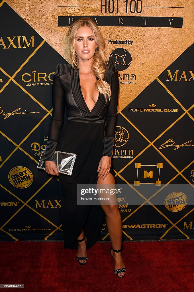 The 2016 MAXIM Hot 100 Party - Red Carpet