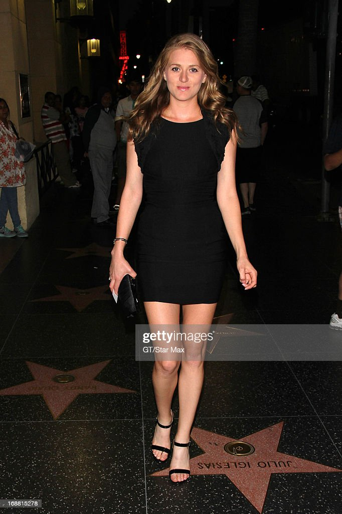 Kayla Tabish as seen on May 14, 2013 in Los Angeles, California.