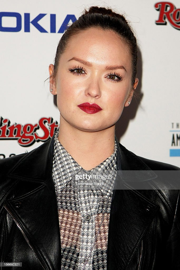 Kaylee DeFer attends the Rolling Stone after party for the 2012 American Music Awards presented by Nokia and Rdio held at the Rolling Stone Restaurant And Lounge on November 18, 2012 in Los Angeles, California.