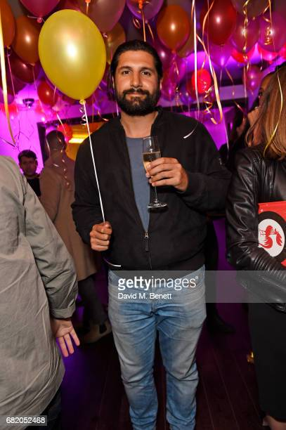 Kayvan Novak attends the launch of The Curtain in Shoreditch on May 11 2017 in London England