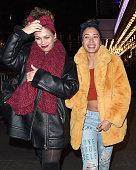 London Celebrity Sightings -  March 12, 2020