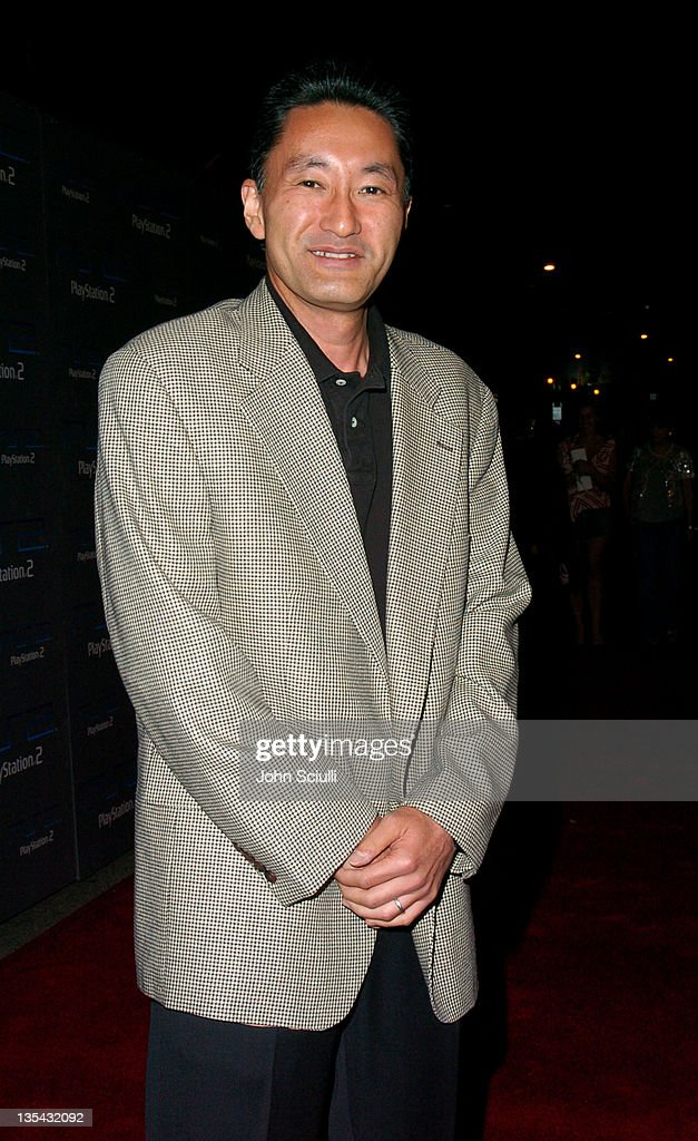 Kaz Hirai, president/CEO of Sony Computer Entertainment America