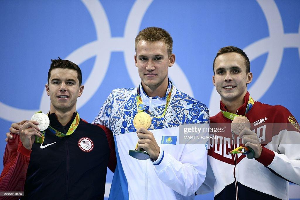 Рио-2016. Дмитрий Баландин