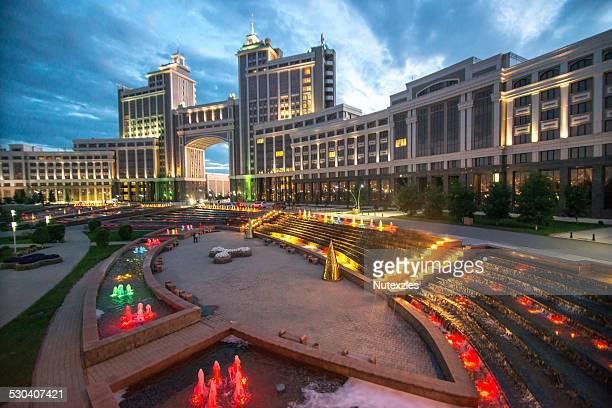 KazMunayGas building, Astana