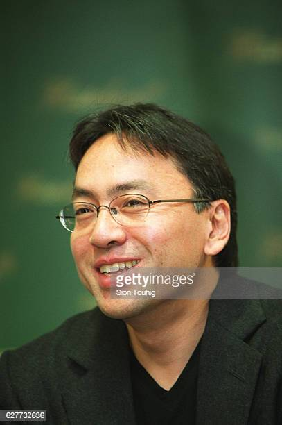 Kazuo Ishiguro shortlisted for the Booker Prize for his novel 'When We Were Orphans' published by Faber and Faber