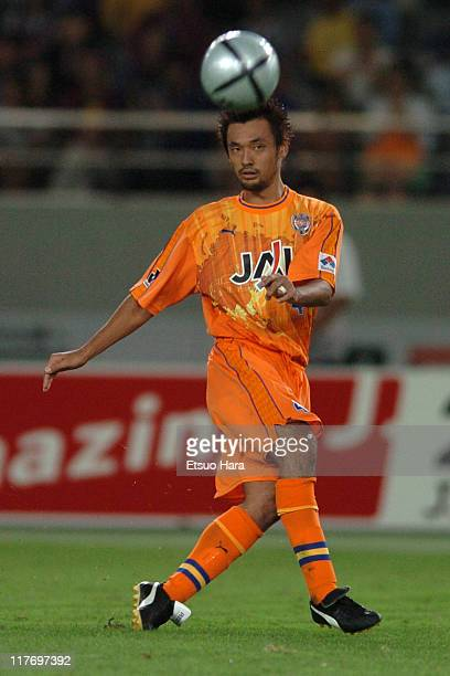 Kazuyuki Toda of Shimizu SPulse in action during the JLeague Division 1 second stage match between FC Tokyo and Shimizu SPulse at Ajinomoto Stadium...