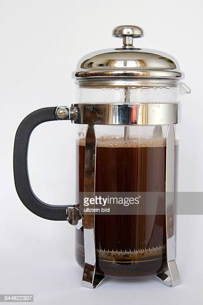 Küchengeräte mechanischer Kaffeebereiter