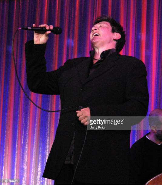 kd lang during SHARE 53rd Annual Boomtown Benefit and Performance by kd lang at The Hollywood Palladium in Hollywood CA United States