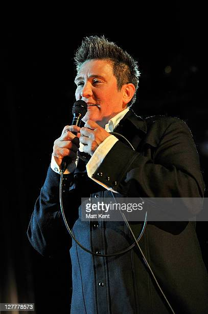 kd lang performs at the Royal Festival Hall on June 2 2011 in London England