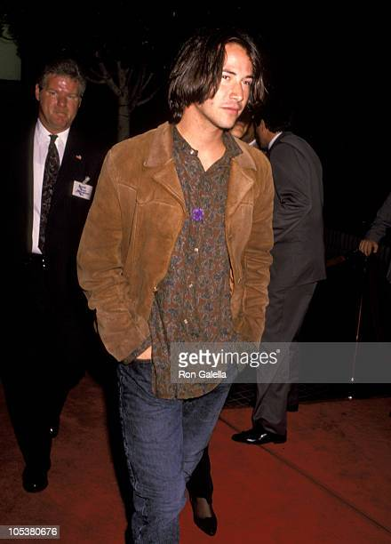 Keanu Reeves 1991 Stock Photos and Pictures | Getty Images