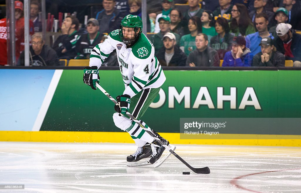 2015 NCAA Division I Men's Hockey Championships - Semifinals
