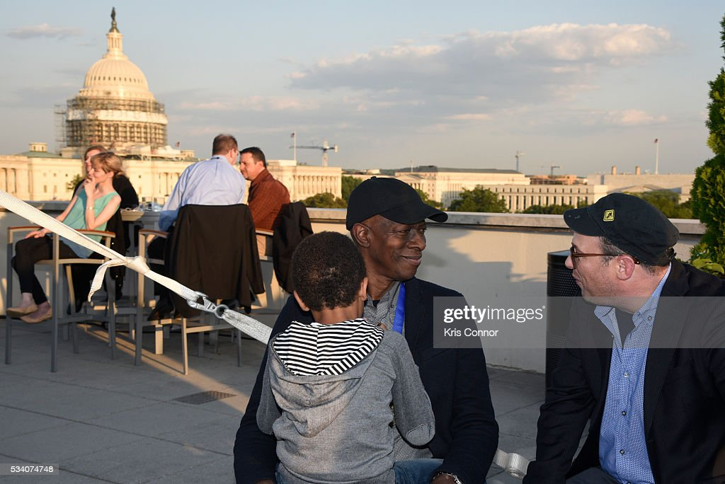 Keb Mo attends the NAMM TurnAround Arts Artist Reception at Nelson Mullins on May 24, 2016 in Washington DC.