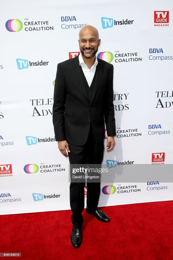 Keegan-Michael Key at the Television Industry Advocacy Awards at TAO Hollywood on September 16, 2017 in Los Angeles, California.