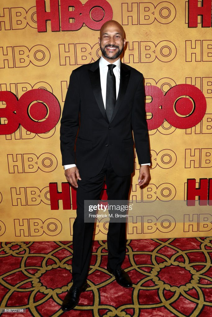 Keegan-Michael Key attends HBO's Post Emmy Awards Reception at The Plaza at the Pacific Design Center on September 17, 2017 in Los Angeles, California.