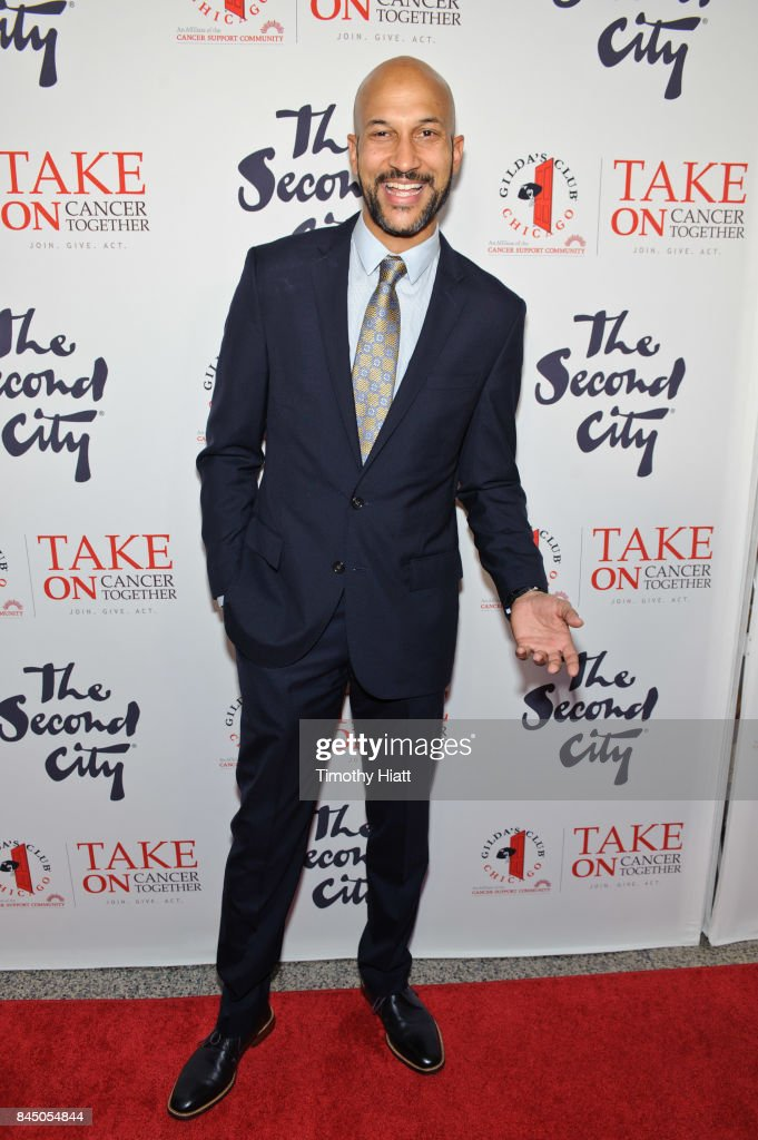 Keegan-Michael Key attends 'I Can't Believe They Wendt There: The Roast Of George Wendt' on September 9, 2017 in Chicago, Illinois.