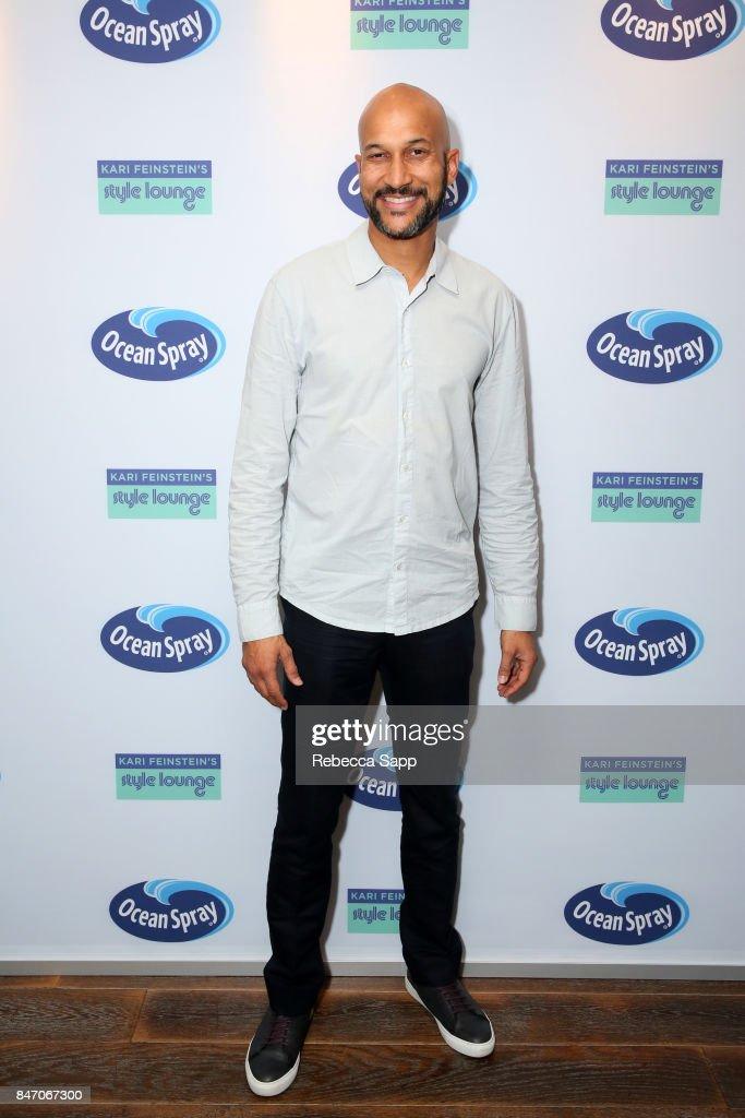 Keegan-Michael Key attends Kari Feinstein's Style Lounge presented by Ocean Spray at the Andaz Hotel on September 14, 2017 in Los Angeles, California.