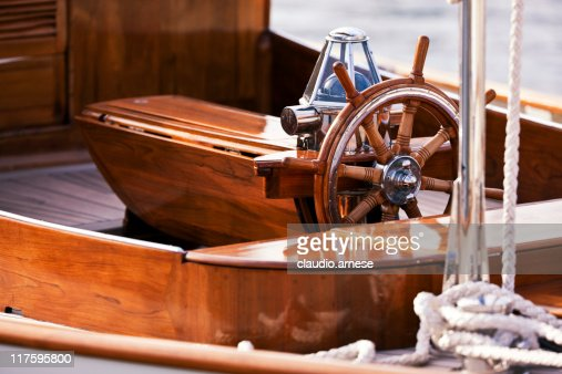 Keel and Compass. Color Image