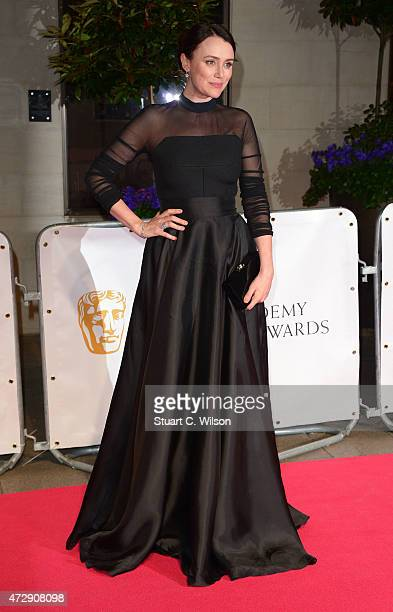 Keeley Hawes attends the After Party dinner for the House of Fraser British Academy Television Awards at The Grosvenor House Hotel on May 10 2015 in...