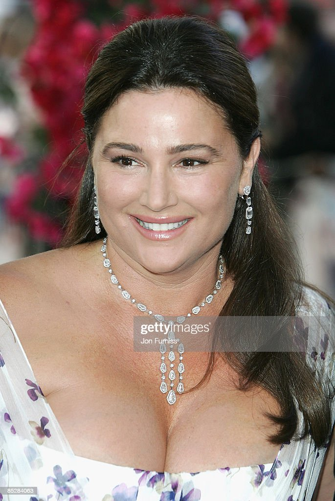 Keely Shaye Smith attends the Mamma Mia! The Movie world premiere held at the Odeon Leicester Square on June 30, 2008 in London, England.