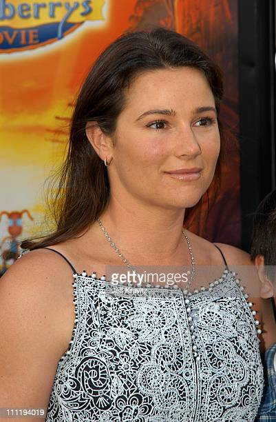 Keely Shaye Smith during The Wild Thornberry's Movie at Cinerama Dome in Hollywood CA United States
