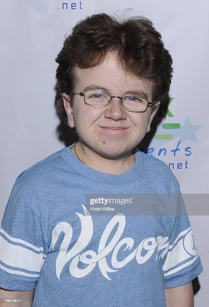 Keenan Cahill attends Cinco Concert Hollywood CA at Avalon on May 5 2013 in Hollywood California