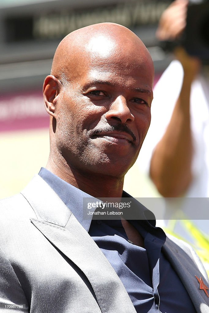 Keenen Ivory Wayans attends the ceremony honoring Jennifer Lopez with a Star on The Hollywood Walk of Fame held on on June 20, 2013 in Hollywood, California.