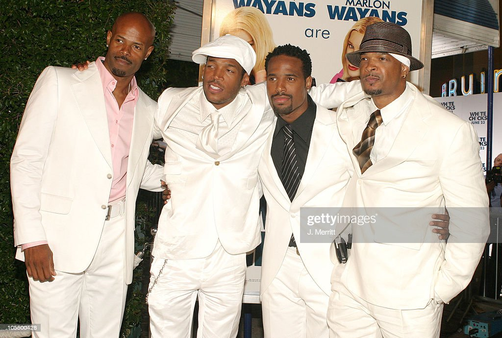 """White Chicks"" Los Angeles Premiere - Arrivals"