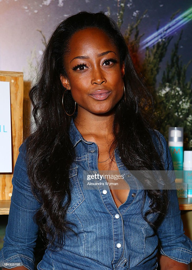Keenyah Hill at The Gen Art 14th Annual Fresh Faces In Fashion Presented By Moroccan oil held at Vibiana on October 17, 2012 in Los Angeles, California.