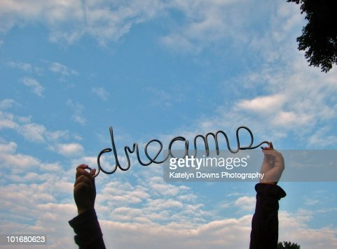 keep dreaming  : ストックフォト