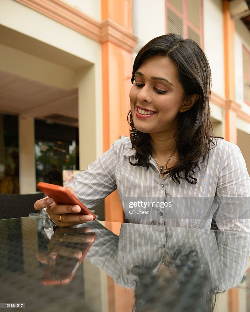 Keep in Touch : Stock Photo