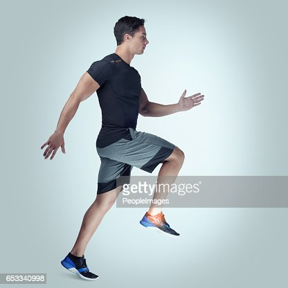 Keep your body's limits in mind : Stock Photo