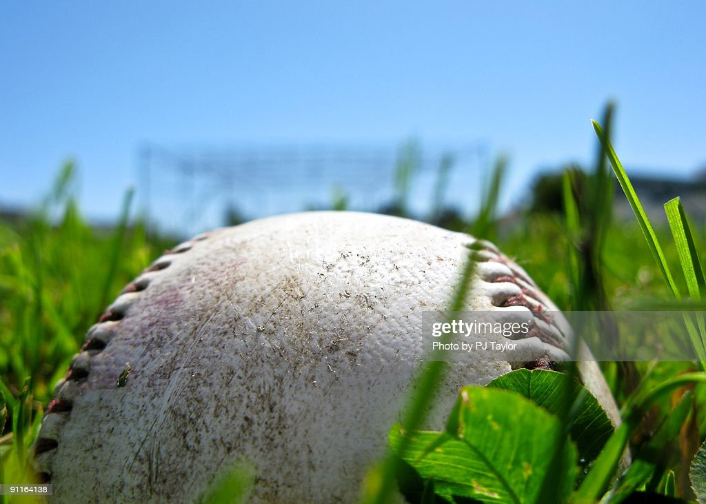 Keep Your Eye On The Ball : Stock Photo
