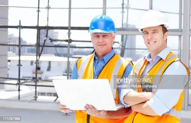 Halte ein Auge auf Konstruktion