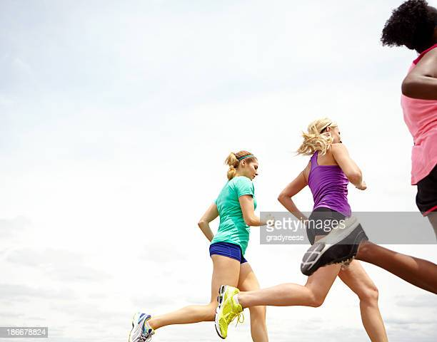 Keeping fit in fresh air surroundings