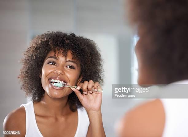 Mantendo o seu sorriso bonito