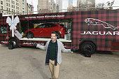 Jaguar And HGTV's Jonathan Scott Unveil First Ever...