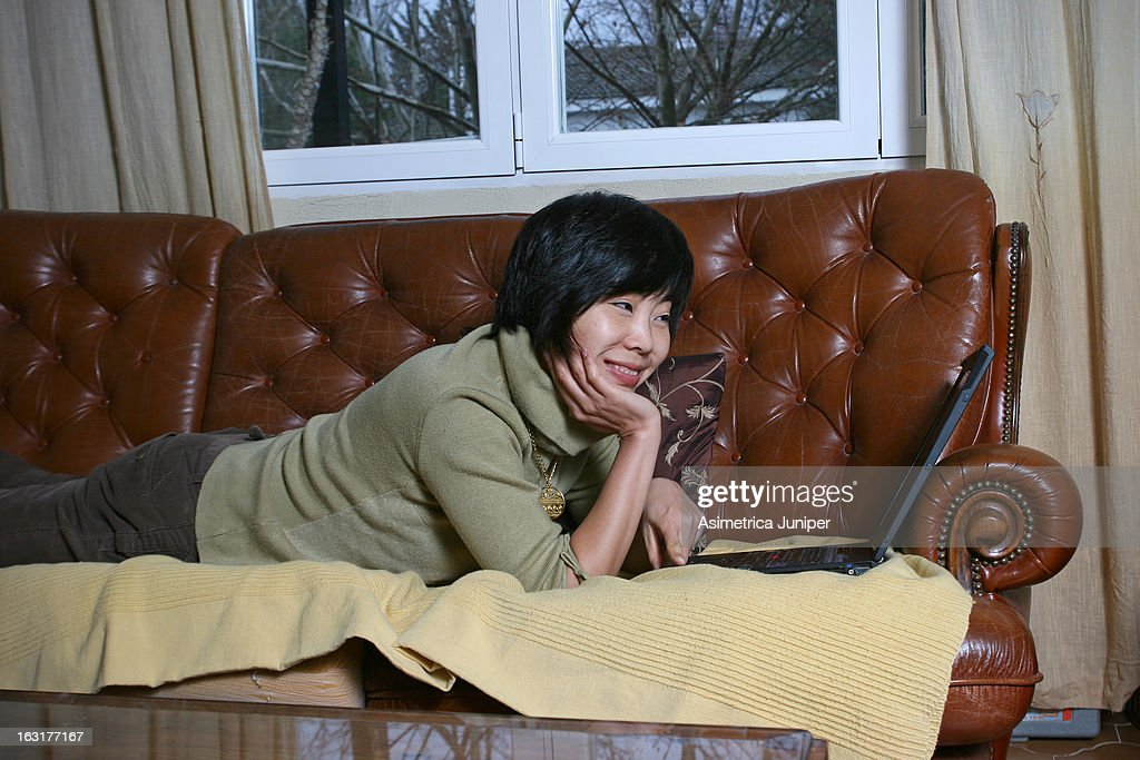 Keeping in Touch : Stock Photo
