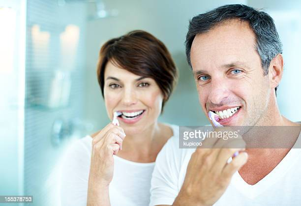 Damit unsere Lächeln hellen und luftigen